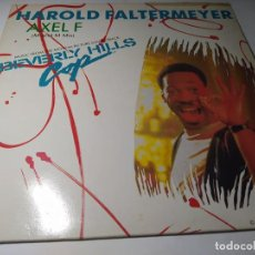 Dischi in vinile: MAXI - HAROLD FALTERMEYER – AXEL F (M AND M MIX) - 25 8989-0 (VG+ / VG+) SPAIN 1985. Lote 231029950