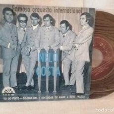 Discos de vinilo: NELO COSTA EP YO LO PINTE BERTA 1971 PROMOCIONAL NUEVO A ESTRENAR. Lote 231040845