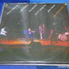 Discos de vinilo: LOTT110B LP CONCORD JAZZ ROSS TOMPKINS LIVE AT THE 1977 CONCORD JAZZ FESTIVAL BUEN ESTADO. Lote 231053775