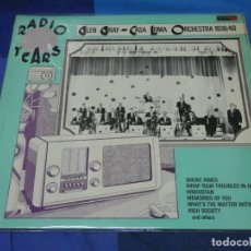 Discos de vinilo: LOTT110B LP JAZZ UK CIRCA 1970S GLEN GRAY AND CASALOMA ORCHESTRA RADIO YEARS 13 BUEN ESTADO. Lote 231056275