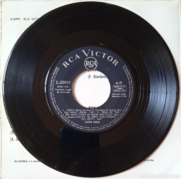 Discos de vinilo: EP Peter Nero - Foto 4 - 231058635