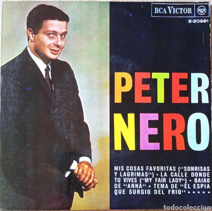 EP PETER NERO (Música - Discos de Vinilo - EPs - Bandas Sonoras y Actores)