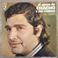 Discos de vinilo: EL PIANO DE CHACHO Y SUS RUMBAS - 1972. Lote 231071285
