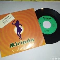 Discos de vinilo: SINGLE AÑOS 70 MIRINDA. Lote 231075320