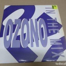 Discos de vinilo: OZONO (MAXI) AL ESTE DEL OESTE (3 TRACKS) AÑO 1993. Lote 231076835