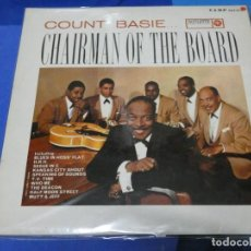 Disques de vinyle: LOTT110C LP UK AÑOS 60-70 MUY BONITO BUEN ESTADO COUNT BASIE CHAIRMAN OF THE BOARD. Lote 231123975