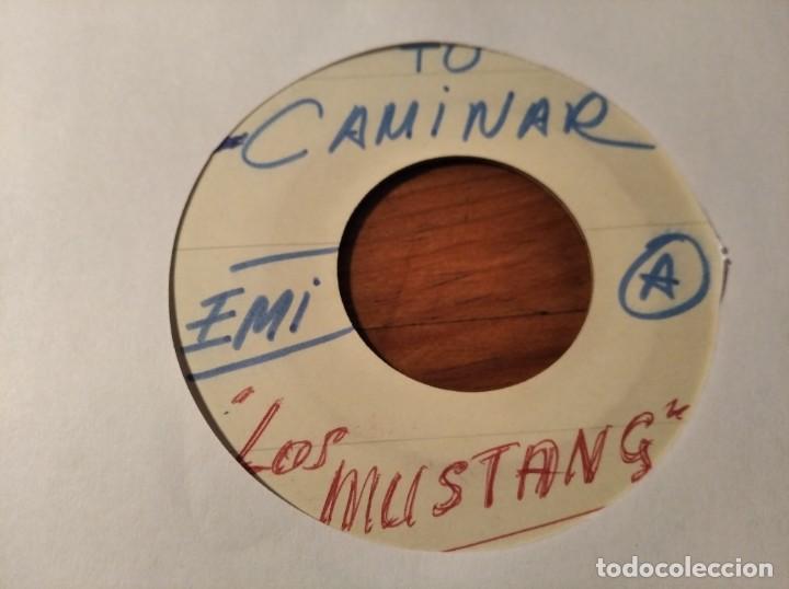 LOS MUSTANG - TU CAMINAR ********* SUPER RARO TEST PRESS 1971 (Música - Discos - Singles Vinilo - Pop - Rock - Extranjero de los 70)