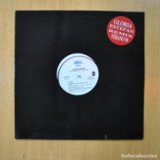 Discos de vinilo: GLORIA ESTEFAN - MI TIERRA DE TRADICION - MAXI. Lote 231132050