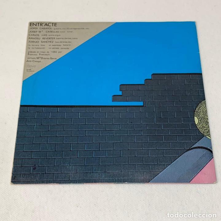 Discos de vinilo: EP ENTRACTE - ENTRACTE - ESPAÑA - AÑO 1983 - Foto 4 - 231132690