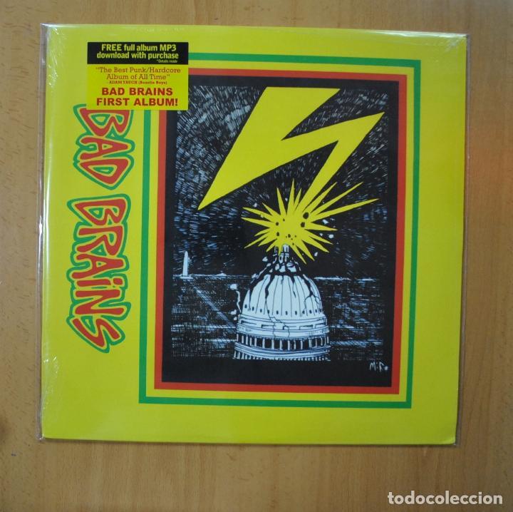 BAD BRAINS - BAD BRAINS - LP (Música - Discos - LP Vinilo - Punk - Hard Core)