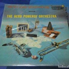 Discos de vinilo: LOTT110C LP ESPAÑA 1984 BUEN ESTADO ROULETTE HERB POMEROY ORQUESTA ESPAÑA 1984. Lote 231141895