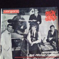 Discos de vinilo: SIREX,LOS, EP, SAN CARLOS CLUB + 3, AÑO 1964. Lote 231171670