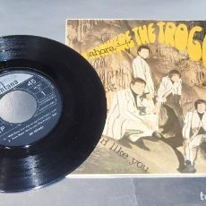 Discos de vinilo: THE TROGGS ----WILD THING & WHIT A LIKE YOU + GIRL +2 -- NEAR MINT ( M -). Lote 231189415
