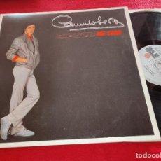 Disques de vinyle: CAMILO SESTO CON GANAS LP 1983 ARIOLA VINILO ORIGINAL EXCELENTE ESTADO. Lote 231207550