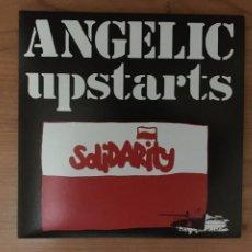 Disques de vinyle: ANGELIC UPSTARTS-SOLIDARITY. Lote 231214865