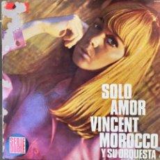 Discos de vinilo: LP ARGENTINO Y DOBLE DE VINCENT MOROCCO Y SU ORQUESTA AÑO 1967. Lote 229432290