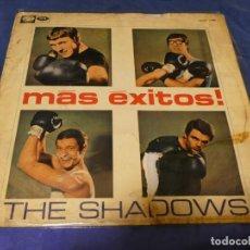 Dischi in vinile: EXPRO LP THE SHADOWS MAS EXITOS, ESPAÑA 1966 PORTADA CURRADA VINILO NO ESTA MAL, SE DEJA OIR. Lote 231245445