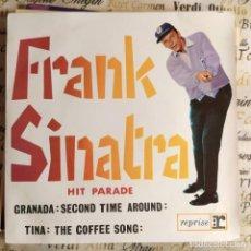 "Disques de vinyle: FRANK SINATRA - HIT PARADE VOL.1 (7"", EP) (REPRISE RECORDS) R-30,001 (UK/1961). Lote 231245460"