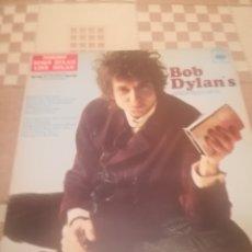 Discos de vinilo: BOB DYLAN.BOB DYLAN'S GREATEST HITS.CBS 62 694. PRINTED IN HOLLAND.NUEVO.. Lote 231252050