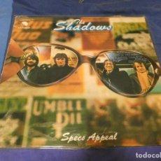 Discos de vinilo: EXPRO LP ESPAÑA 75 THE SHADOWS SPECS APPEAL ESPAÑA 75 BUEN ESTADO PROMO. Lote 231253065