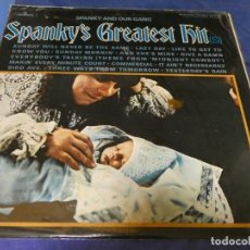 Discos de vinilo: EXPRO LP USA 1972 SPANKY AND OUR GANG GREATEST HITS USA 1972 BASTANTE BUEN ESTADO 2. Lote 231254060
