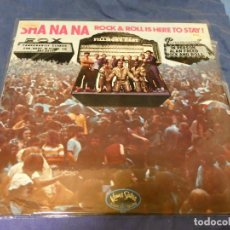 Discos de vinilo: EXPRO LP ESPAÑA CIRCA 1970 MUY BUEN ESTADO GENERAL SHA NA NA NA ROCK AND ROLL IS.... Lote 231254610
