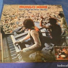 Discos de vinilo: EXPRO LP MUNGO JERRY ELECTRONICALLY TESTED UK 71 BUEN ESTADO GFOLD. Lote 231255600