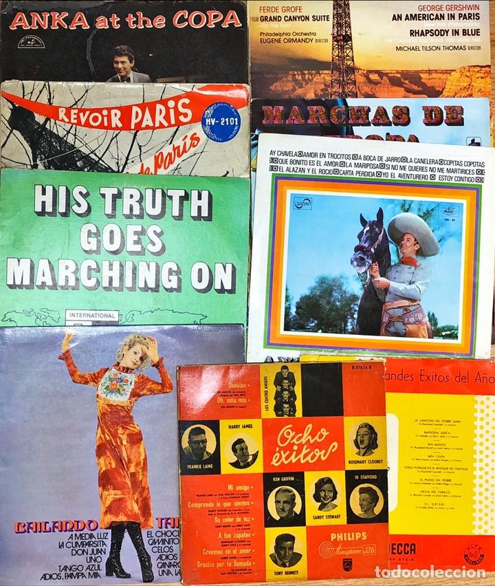 Discos de vinilo: Lote 25 Lp's folklore variado - Foto 2 - 231258240