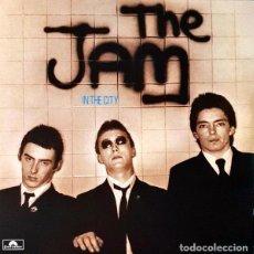 Disques de vinyle: THE JAM – IN THE CITY -LP-. Lote 231325140