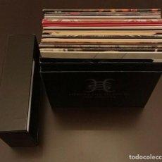 Discos de vinilo: HEROES DEL SILENCIO - THE SINGLES BOX DISCOS DE VINILO - 2007. Lote 231342560