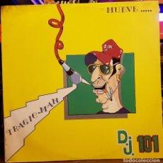 Discos de vinilo: TRAGIC-MAN - MUEVE DJ. 101. Lote 231371235