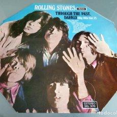 Discos de vinilo: ROLLING STONES / THROUGH THE PAST DARKLY BIG HITS VOL.2 / EDICIÓN ESPAÑOLA / DECCA 1969. Lote 231376295
