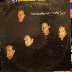 Discos de vinilo: THE PASADENAS - ANOTHER LOVER. Lote 231386665