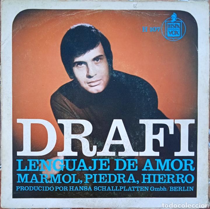 SINGLE DRAFI (Música - Discos - Singles Vinilo - Canción Francesa e Italiana)