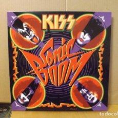 Discos de vinilo: KISS ---- SONIC BOOM. Lote 245732990