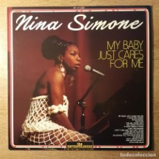 Discos de vinil: LP NINA SIMONE. MY BABY JUST CARES FOR ME. Lote 231410840
