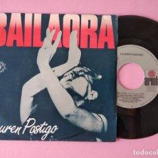 Disques de vinyle: LAUREN POSTIGO - BAILAORA 1983. Lote 231413780
