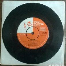 Discos de vinilo: ANDY STEWART. THE MUCKIN' O' GEORDIE'S BYRE/ A SCOTTISH SOLDIER. TOP RANK, UK 1960 SINGLE. Lote 231415840