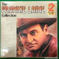 Discos de vinilo: FRANKIE LAINE - THE FRANKIE LAINE COLLECTION DOBLE LP HALLMARK DE 1974 EDICION INGLESA RF-8944. Lote 231460480