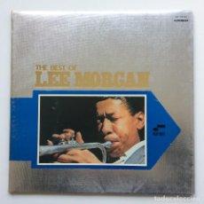 Discos de vinilo: LEE MORGAN – THE BEST OF LEE MORGAN JAPAN BLUE NOTE. Lote 231480635