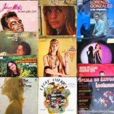Discos de vinilo: LOTE 11 LP'S ORQUESTAS VARIADO. Lote 231492150