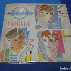 """Discos de vinilo: EXPRO SUPER SINGLE 12"""" 1982 ECANO NO ESTA MAL, CIERTO USO, MAQUILLAJE. Lote 231496970"""