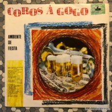 Disques de vinyle: COROS A GOGO - AMBIENTE DE FIESTA. Lote 231499465