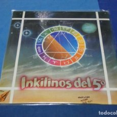 Discos de vinilo: EXPRO MINI LP INKILINOS DEL QUINTO STRAWBERRY FUNK ENCARTE BUEN ESTADO. Lote 231502170