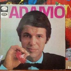 Discos de vinilo: ** ADAMO - LE NEÓN + 3 - EP AÑO 1967 - PROMOCIÓN - LEER DESCRIPCIÓN. Lote 231522810