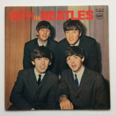 Discos de vinilo: THE BEATLES ‎– WITH THE BEATLES JAPAN,1969 APPLE RECORDS. Lote 231545885