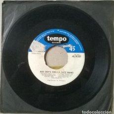 Discos de vinilo: KID ORY'S CREOLE JAZZ BAND. BALLIN THE JACK/ HIGH SOCIETY. TEMPO, UK 1944 SINGLE. Lote 231557205