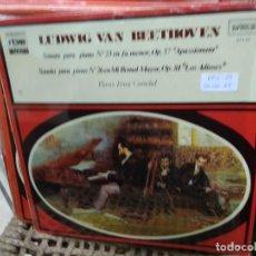 Discos de vinilo: DISCO VINILO LUDWIG VAN BEETHOVEN Nº 55. SIN USO. DISC-29. Lote 231591160