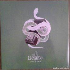 Discos de vinilo: HEKSA - CENIZAS - VINILO LP. Lote 231607660