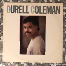 Discos de vinilo: DURELL COLEMAN, LP ISLAND. Lote 231609750